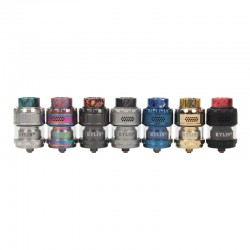 7 colors for Vandy Vape Kylin M RTA