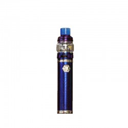 Eleaf iJust 3 Kit 80w battery with 6.5ml ELLO Duro Atomizer-Blue