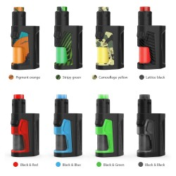8 colors for Vandy Vape Pulse Dual Kit