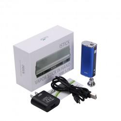 Eleaf  iStick 20W Kit 2200mah VV/VW Mod US Plug-Blue