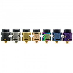 7 colors for asMODus Bunker RDA