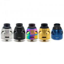 5 colors For asMODus Galatek RDA