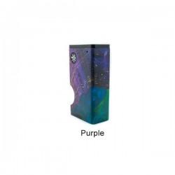 asMODus Luna Squonker Box Mod Purple