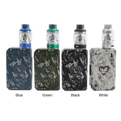4 colors for Tesla Poker 218 Kit with Tallica Mini Tank