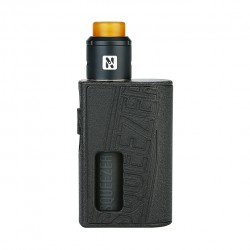Hugo Vapor Squeezer BF Kit with N RDA - Black