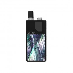 Lost Vape Orion DNA GO Kit Black Ocean Scallop