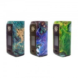 3 colors for asMODus Minikin 2 Color Kodama 180W Box Mod (Gunmetal Edition)