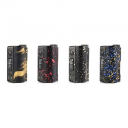 4 New Colors For DOVPO Topside Dual Squonk Mod