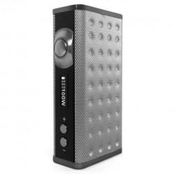 ESIGE Eiffel T1 165W Mod TC/VW Mode 4000mah Build-in Battery Wireless Charge Box Mod-Silver