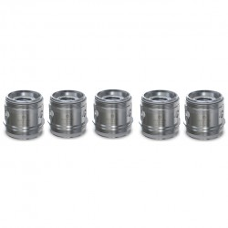 Joyetech Ornate Replacement Coil Head MGS SS316 Coil Head 5pcs- 0.15ohm