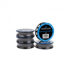 Vandy Vape Ni80 Superfine MTL Fused Clapton Wire 30ga x 2(=)+38ga
