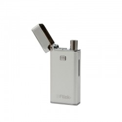 Yocan Flick Concentrate&Juice Atomizer All-in-One 650mah Capacity Kit-Silver