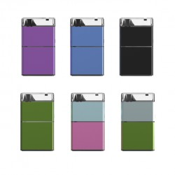 6 colors for FMCC Frozen Vape Pod Starter Kit