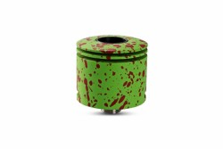 Wotofo Freakshow Mini RDA Tank with Adjustable Bottom Airflow Version-Zombies Green