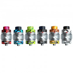 6 Colors for Freemax Fireluke 2 Tank Graffiti Edition