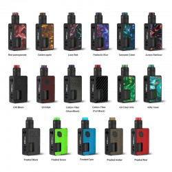 17 colors for Vandy Vape Pulse X Kit Special Edition