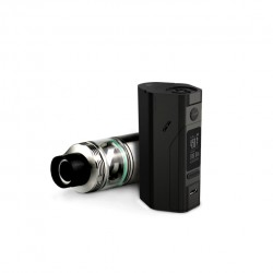 Wismec Bundle Kit with Reuleaux RX2/3  Mod and  Cylin 3.5ml Capacity RTA -Full black