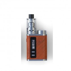 IJOY Cigpet Ant Kit with 80W TC Mod Powered by Single 18650 Cell with 1.8ml Top-Filling Tank- Wood