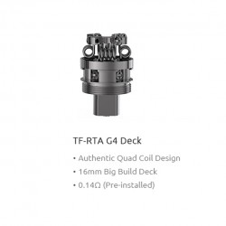 Smok TF-RTA G4 deck