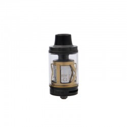 IJOY EXO XL Top-fill Sub Ohm RTA Tank with 5ml Capacity and 26mm Diameter-Black