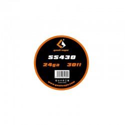 Geekvape 30ft SS430 Standard Wire 24GA