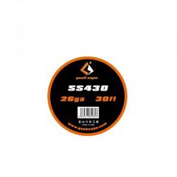 Geekvape 30ft SS430 Standard Wire 26GA