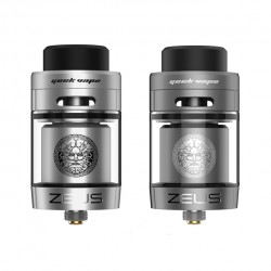 2 colors for GeekVape Zeus Dual RTA TPD Editon