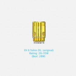 Joyetech EX 0.5ohm DL. Replacement Coil
