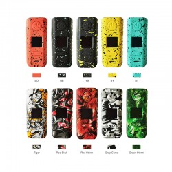 10 Colors for Hugo Vapor Rader ECO Mod