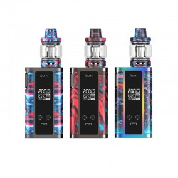 3 Colors for IJOY Captain Resin Kit