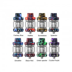8 Colors for IJOY Captain Resin Tank