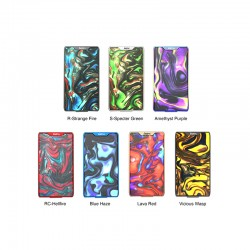 7 Colors for IJOY Shogun JR Panel 2pcs