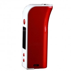 ECT eT 60WK TC Mod 2600mah Built-in Battery 60W Variable Wattage with OLED Screen Box Mod-Red