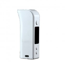 ECT eT 60WK TC Mod 2600mah Built-in Battery 60W Variable Wattage with OLED Screen Box Mod-White