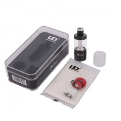 Youde UD Bellus RTA&RDA Tank 5.0ml with Unique Side Airflow-Black