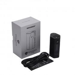 Wismec RX200 Reuleaux 200W Mod Powred by 3 18650 Batteries Support VW/TC-Ni/TC-Ti/TC-SS Mode(Wismec's Chip)-Black
