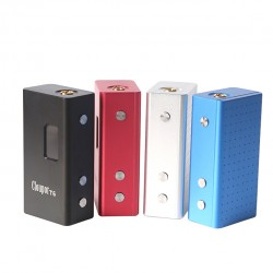 Cloupor T6 100W VV / VW Box Mod - red