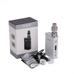 Smok Micro One Starter Kit Mirco 3.5ml TFV4 Tank with R80 80W TC Mod 4000mah Mod Kit Support SS/Ni200/Ti Wire Coils-White