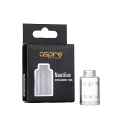 Aspire Nautilus Atomizer Replacement Glass Tube