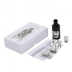 Joyetech  CUBIS Atomizer Kit 3.5ml Adjustable Airflow No Spilling Atomizer with Bottom Feeding Coil BF SS316/Clapton Head-Black