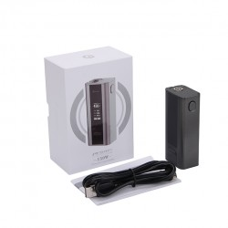 Joyetech  CUBOID 150W TC Mod 510 Connection Firmware Upgradeable Temperature Mod with OLED Screen-Grey