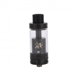 Geek Vape Griffin RTA Atomizer 3.5ml Liquid Capability 22mm Diameter Top Filling Tank with Velocity Deck-Black