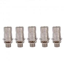 Innokin Ni200 Temperature Sensing Replacement Coil Head for iSub Series Tank 5pcs-0.1ohm