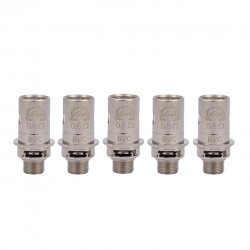 Innokin Clapton BVC Replacement Coil Head for iSub Series Tank 5pcs-0.5ohm