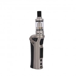 Vaporesso TARGET VTC V2 75W Starter Kit Target 75W VT/VW Single 18650 Box Mod No Spitting Target Tank with cCELL Coil-Stainless Steel