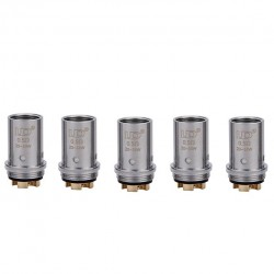 Youde UD Replacement Coil Head for Balrog 70W TC Starter Kit MVOCC Mesh Vertical Organic Cotton Coil Head 5pcs -0.5ohm