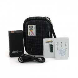 Kamry 60 VV/VW TC Temperature Control Box Mod - black