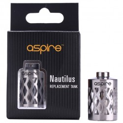 Aspire Hollowed-out Sleeve Replacement Tank for Nautilus