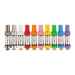 10 colors for Imini I1 Tank 0.5ml with cotton coil