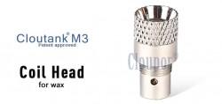 10pcs Cloupor Replacement Coil Head for Cloutank M3 Wax